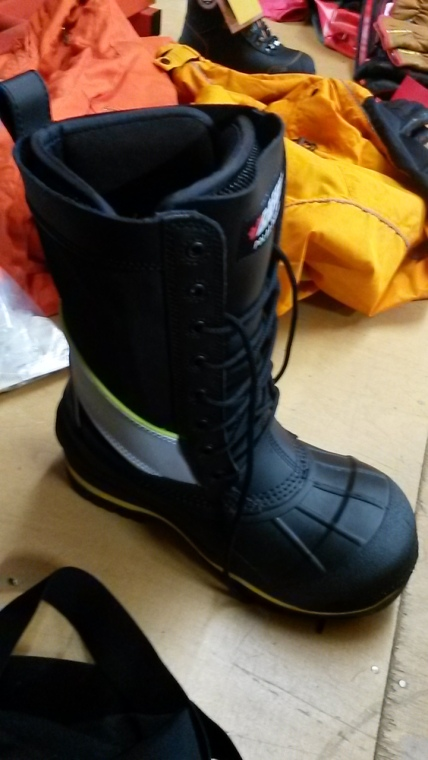 Hardy insulated ice ready shoes